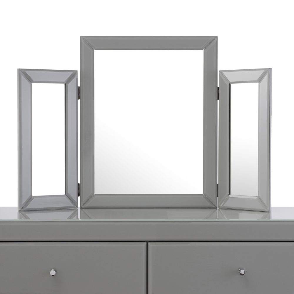 Madison Grey Dressing Triple Folding Mirror