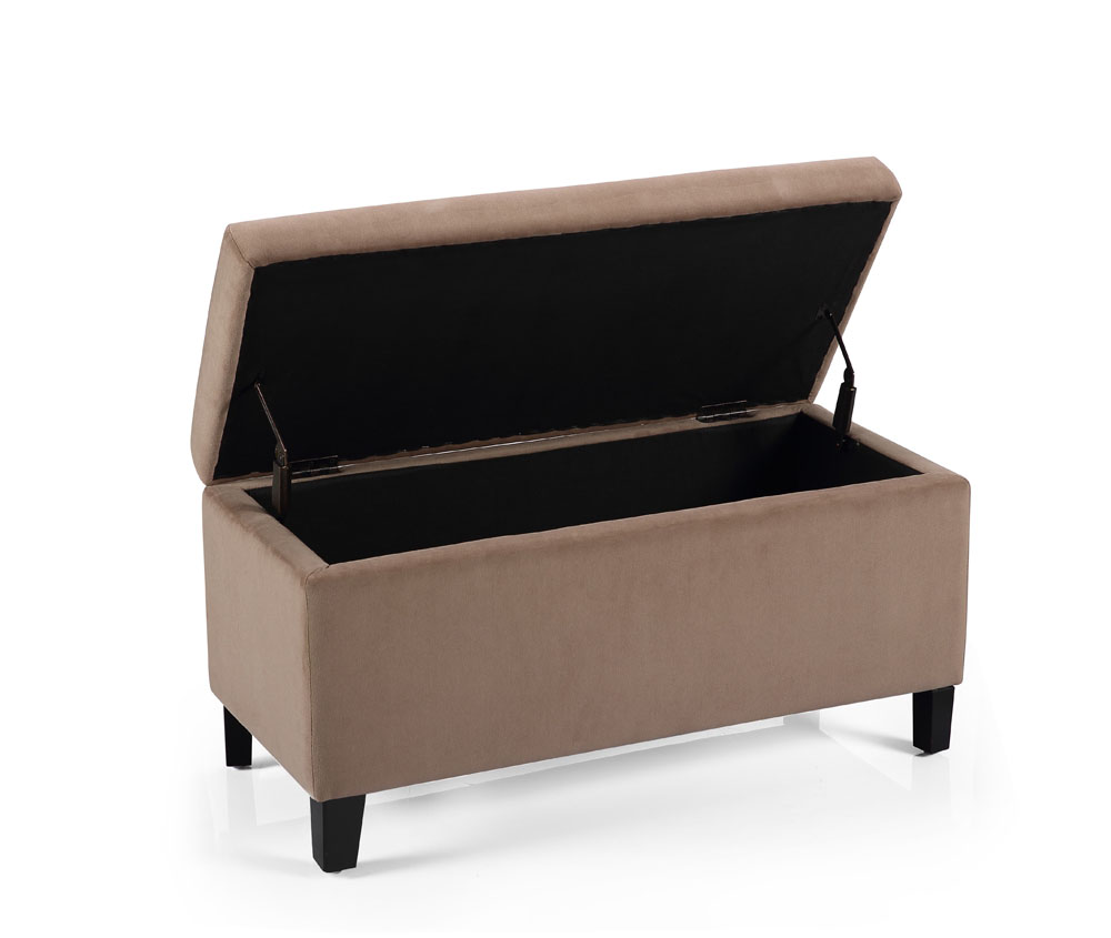 Sophia Range Contemporary Storage Bench