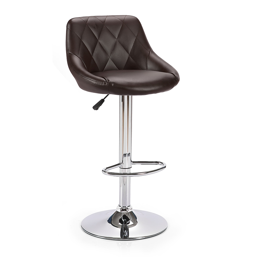 William Gas Lift Bar Stool