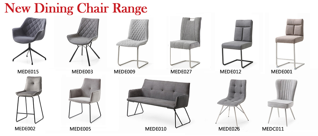 New Dining Chair Range