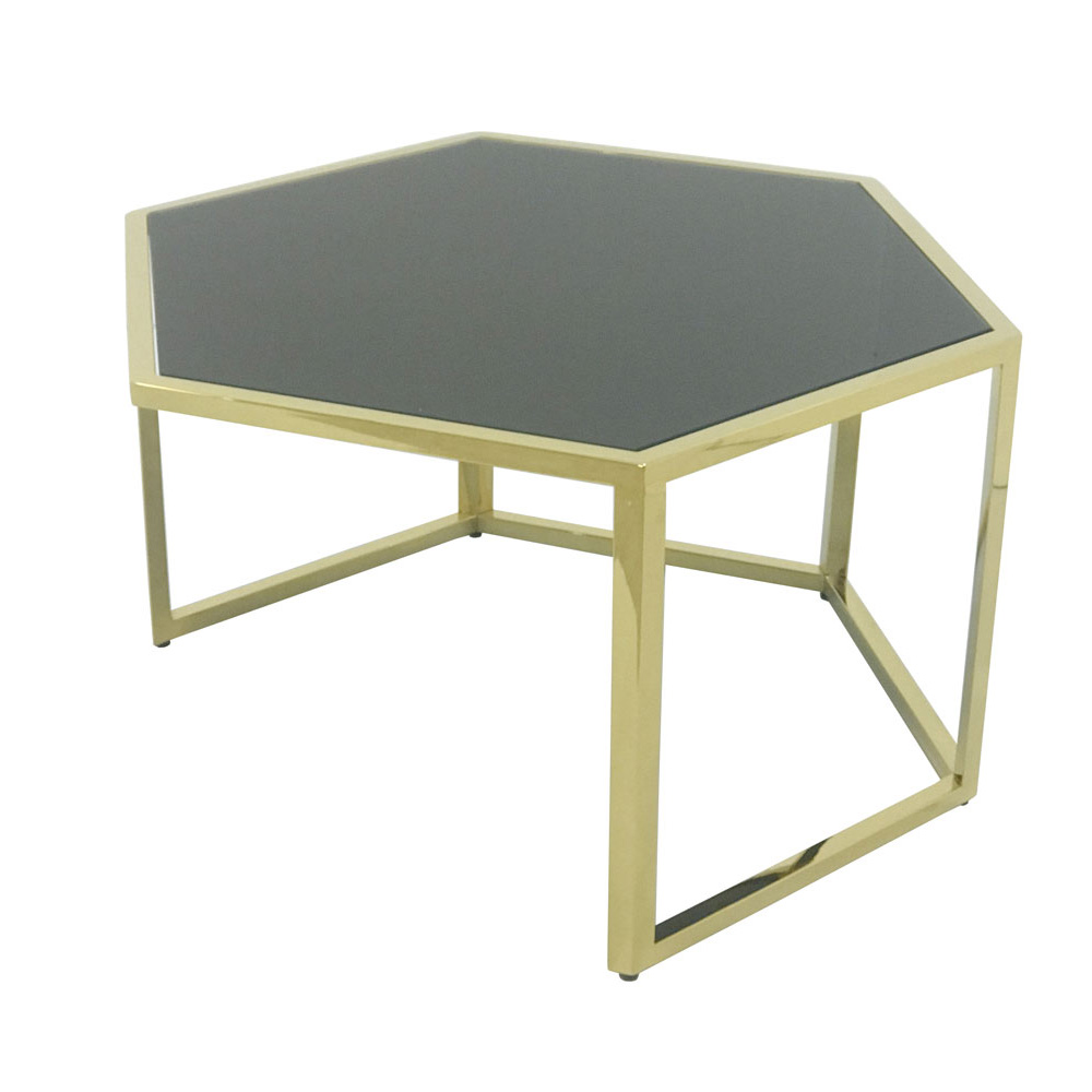 Eclipse Range Golden Hexagon Nest of Tables (2/S)